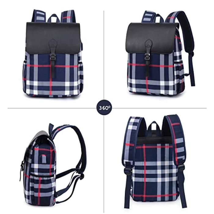 Travel Bag Fashion College School Bookbag For Women