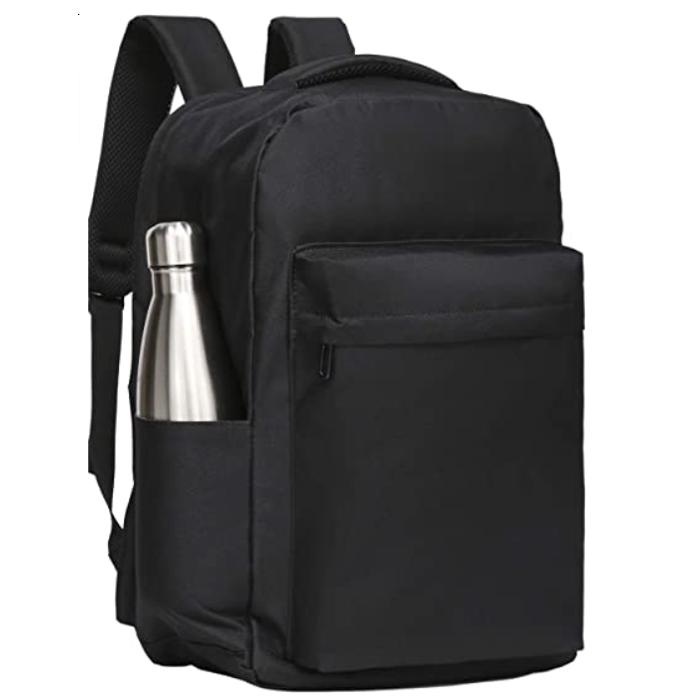 Laptop Backpack 11 Pockets Waterproof Lightweight 17 Inch Laptop Bag