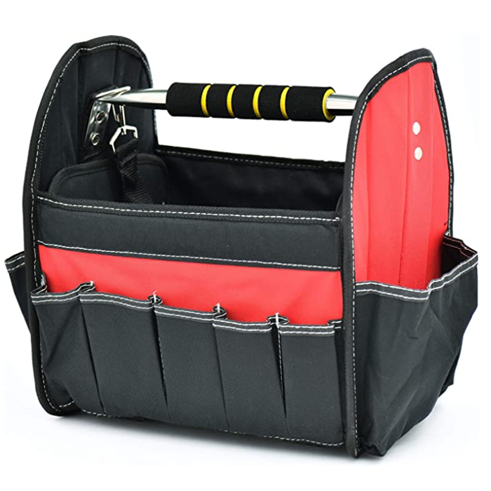 Portable Garden Tool Carrier And Box
