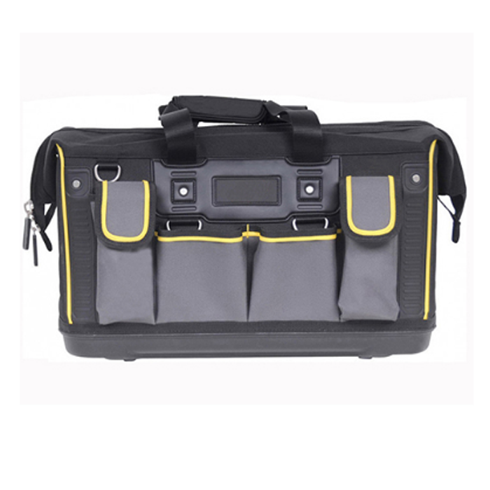 Portable Tool Bag With Waterproof Construction