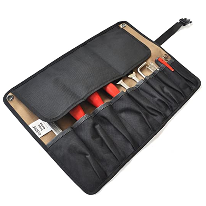 Roll Tool Pouch Rolling Tool Hanging Bag Multi Pockets Organizer