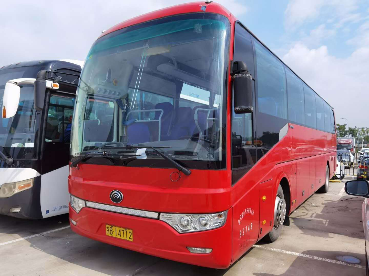 YUTONG 2015 Yaer 51 Seats Used Bus High Quanlity Cheap Used Bus ZK6122HQBA