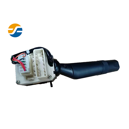 Wiper Switch Assembly 6103D04-3774100-B1-R Combination Switch ISW0322A With Retarder Handle Original Golden Dragon