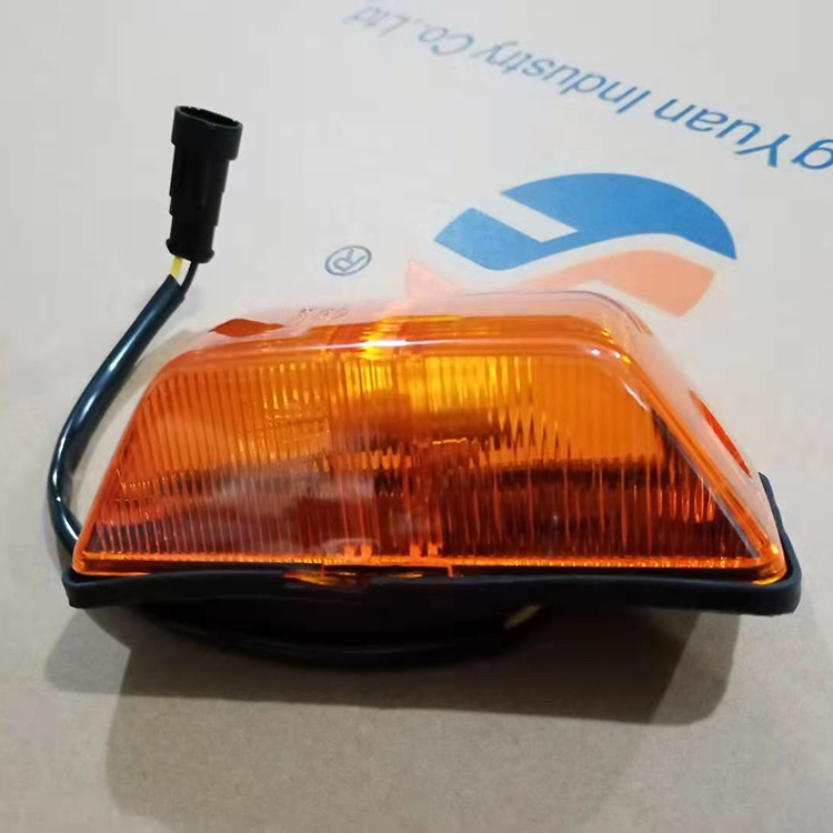 Side Marker Lamp In The Field Of Sk140x50 Side Marker Lamp 24v For  Golden Dragon Bus , We Are An Experienced And Trustworthy Manufacture