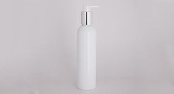 200ml Round Shampoo Bottle Dimensions