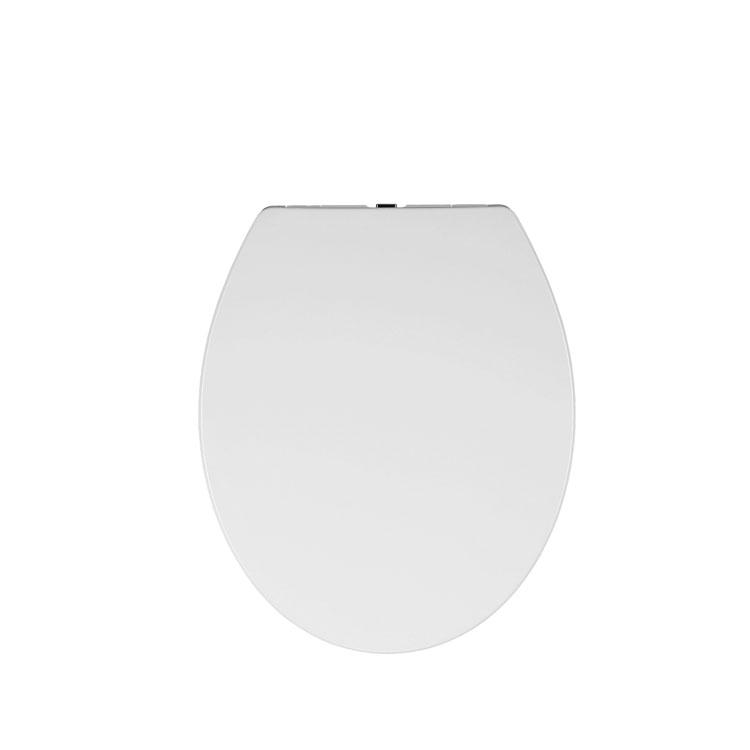 o shape soft close toilet seat
