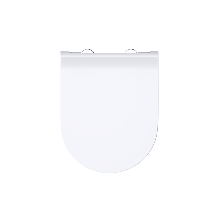 universal d shape toilet seat
