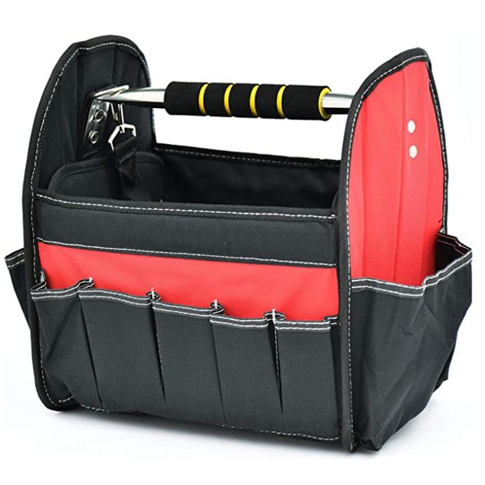 Portable Garden Tool Carrier And Box