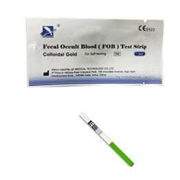 Hotsale FOB One Step Fecal Occult Blood Test Strip