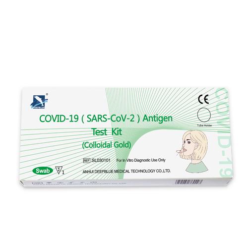 COVID-19 (Sars-CoV-2) Antigen Test Kit