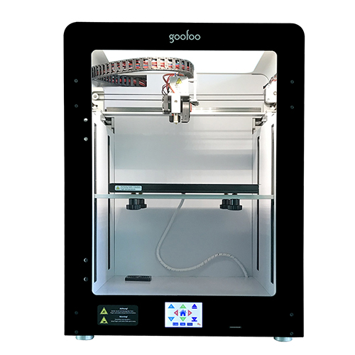 Goofoo large build volume 280*280*300mm Professional FDM 3D Printer with auto leveling and filament runout sensor