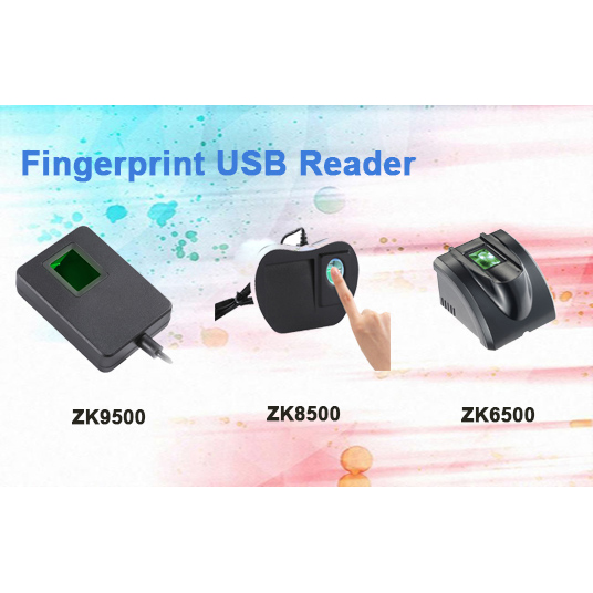 Fingerprint USB Reader