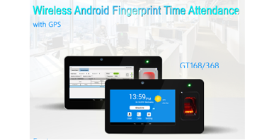 Android Fingerprint Time Attendance With App WiFi 3G Camera