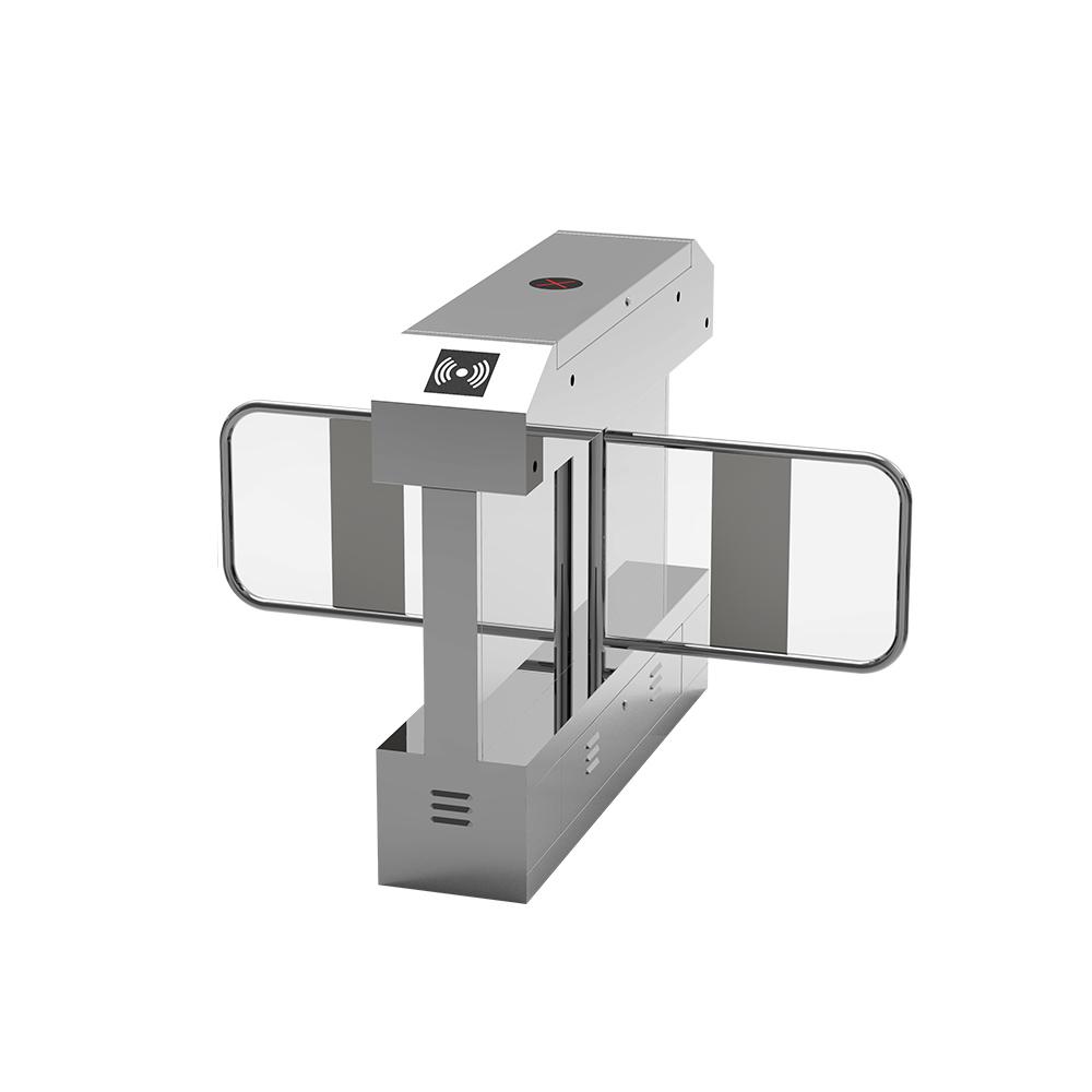 304 Stainless Steel China Wholesale Manufacturer Swing Turnstile Gate Swing Barrier Turnstile