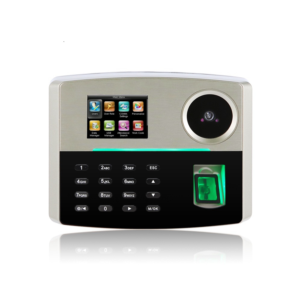 Biometrics Fingerprint Time Attendance System With 3G Or WiFi Or POE(GT800)
