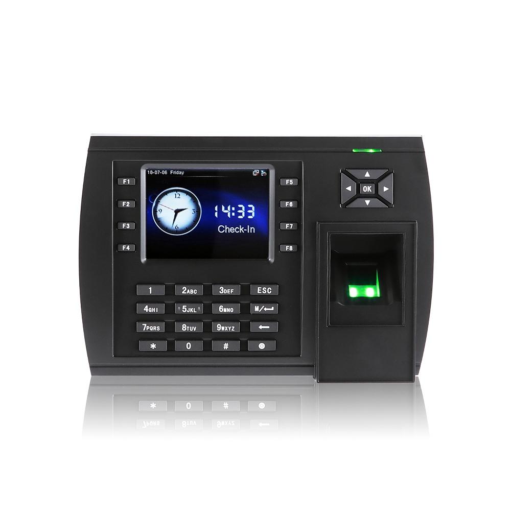3.5 inch TFT Screen of Big capacity Fingerprint Attendance Machine With ADMS( TFT500 )