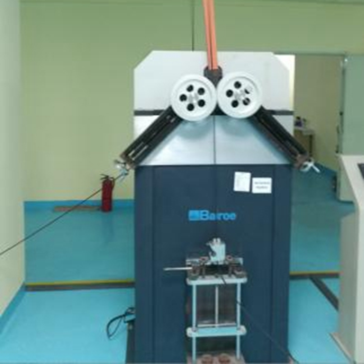 Cable bending testing machine