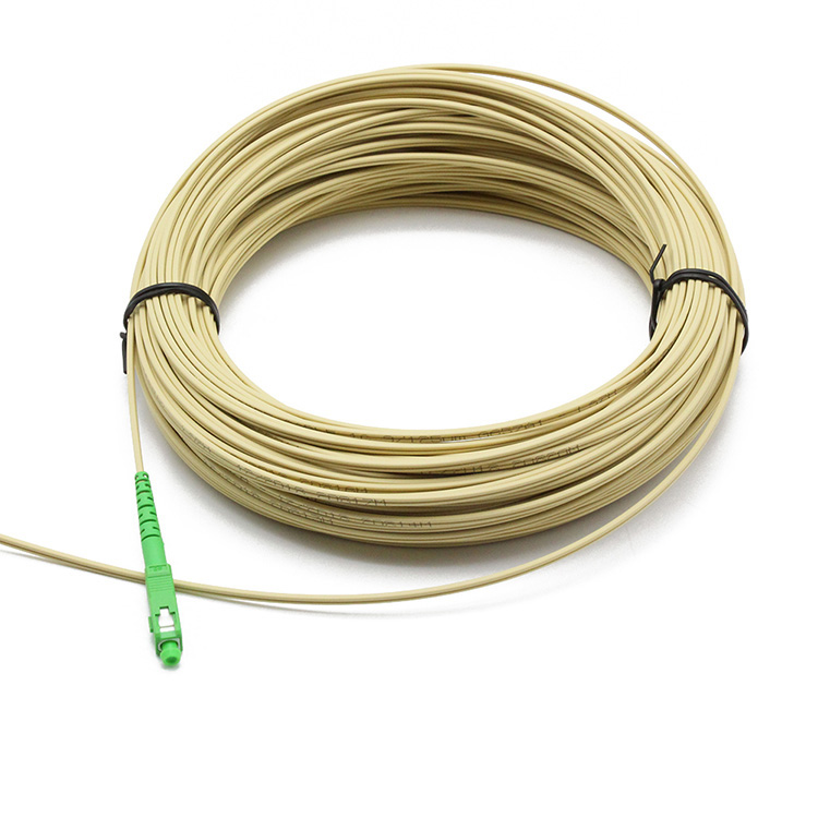 Patch cord/pigtail,MM, FTTH drop cable, G652D, G657A1, G657A2, SC UPC SC APC or other connector type  2.0*3.0, 2.0*5.0
