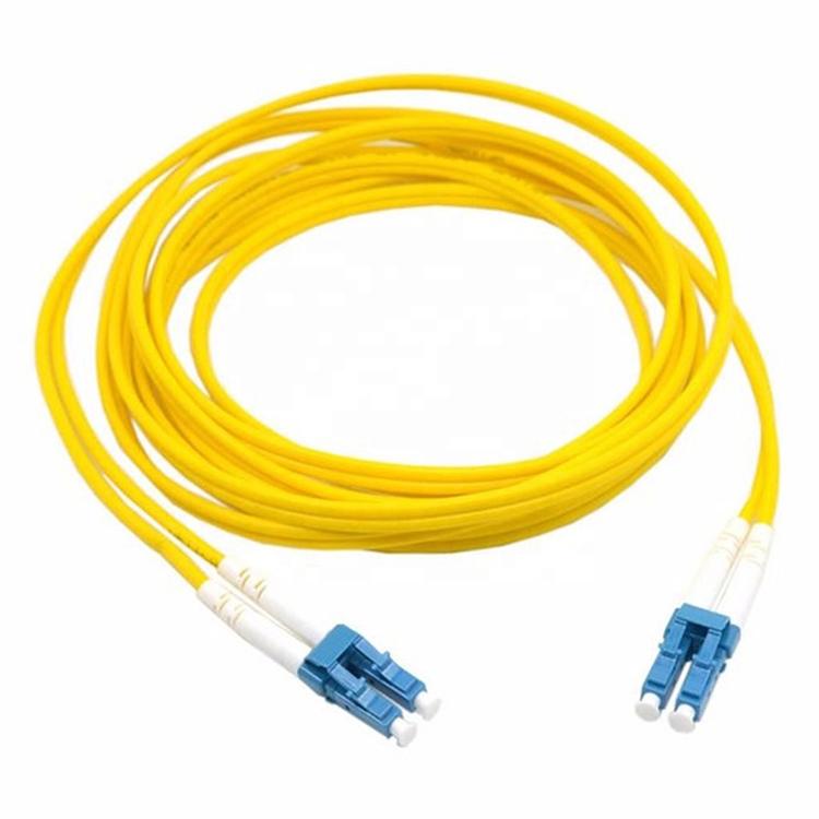 Upc Apc Fiber Optic Patch Cord , Fiber Type Sm,mm,sc ,st, Fc, Fc, E2000