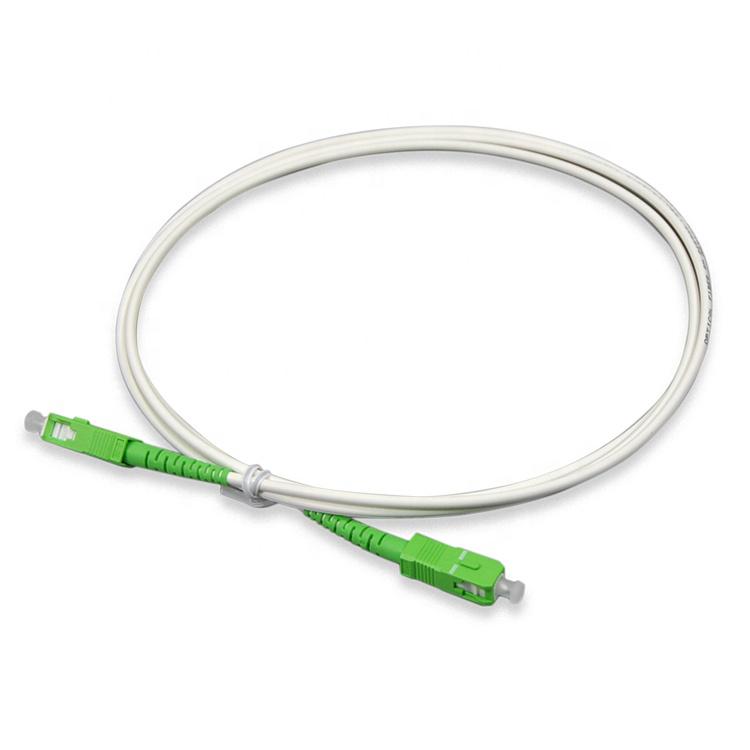 Patch Cord,g652d, G657a1, G657a2, G657b3,sc ,st, Fc, Fc, E2000 Upc Apc Fiber Optic,sm/mm