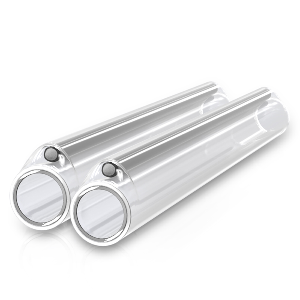 Fiber Optic Heat-Shrinkable Sleeves Transparent Tube