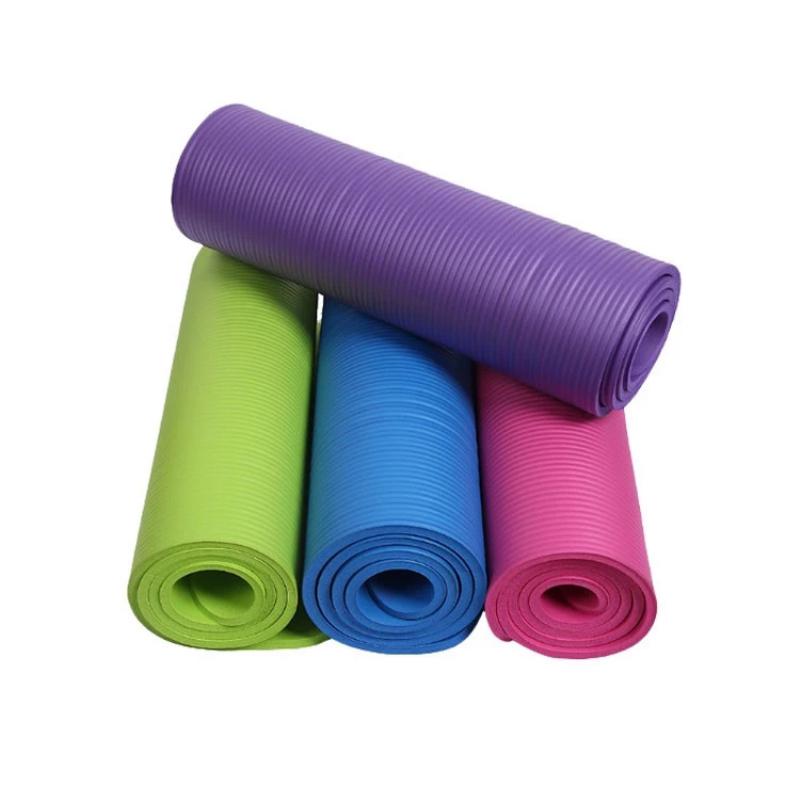 Eco Friendly Durable Private Label Organic Custom Logo Print Tpe Yoga Mat