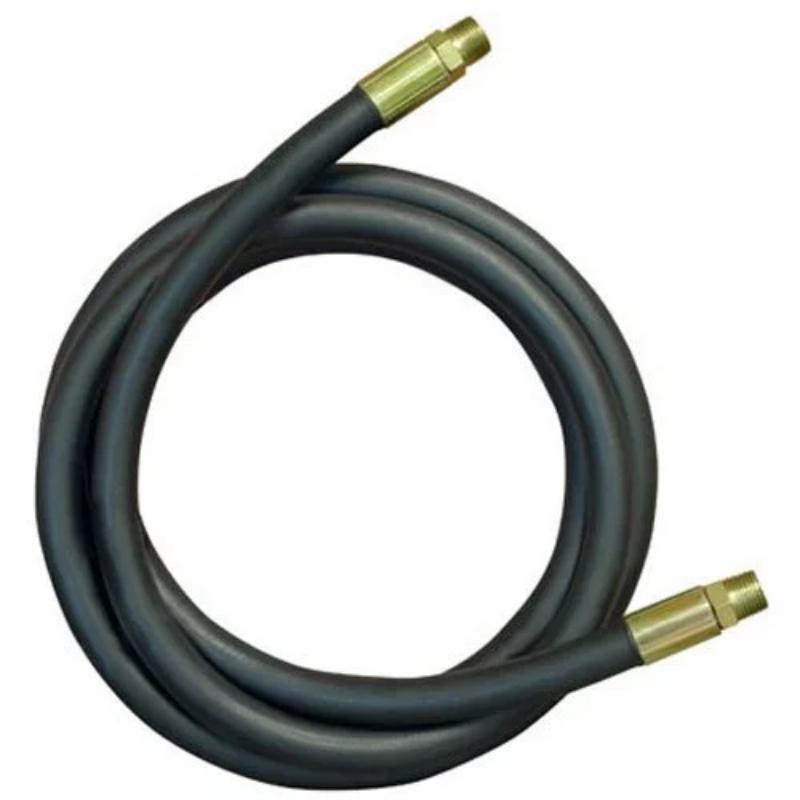 Rubber Hose High Pressure Steel Wire Braided / Spiraled hose