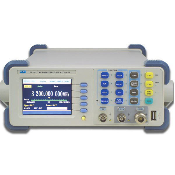 WSP3382 SERIES MICRO WAVE FREQUENCY COUNTER 40GHZ FREQUENCY COUNTER