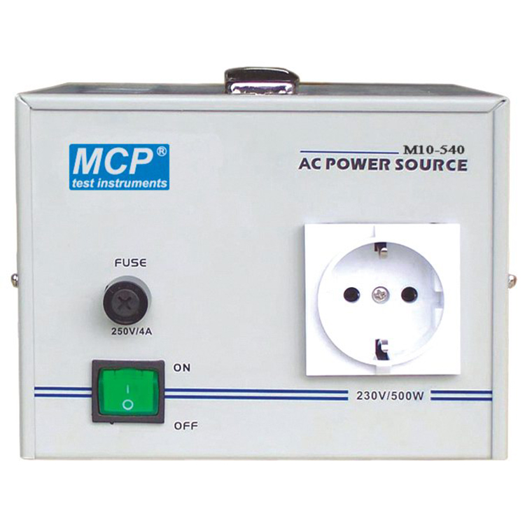 M10-540 SERIES AC POWER SUPPLY WITH INSULATED TRANSFORMER
