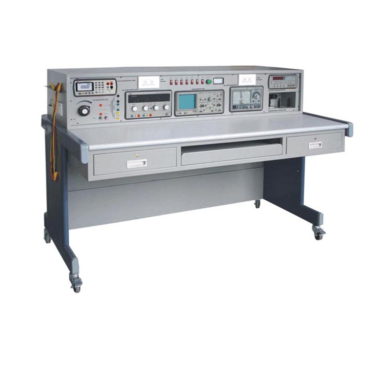 TB1200 TRAINING BENCH WITH INSTALLED INSTRUMENT
