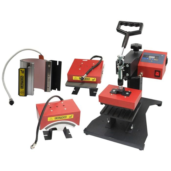 4 in 1 Multifunctional Heat Press