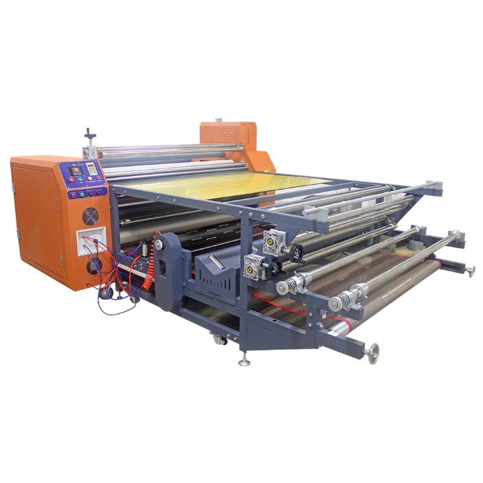Multifunction Roll Thermal Press