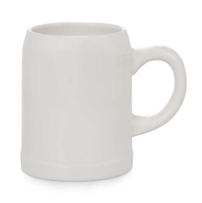 0.25l Ok Beer Mug For Sublimation