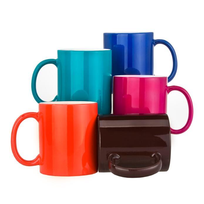 11oz Ceramic Color Changing Sublimation Mug
