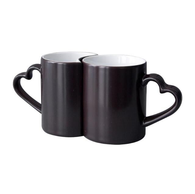 Pair Of Color-change Mugs
