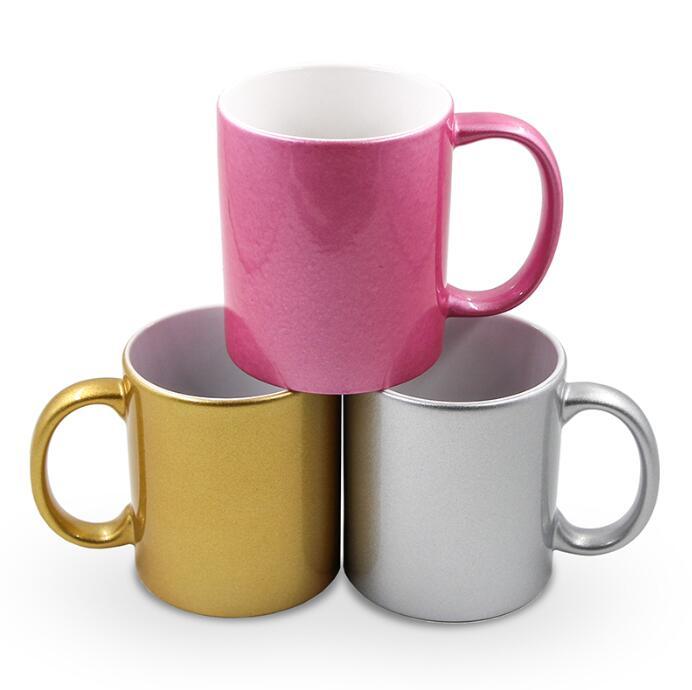 110z Sparkling Mug for sublimation