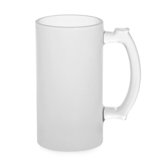 16oz Matte Beer Mug For Sublimation