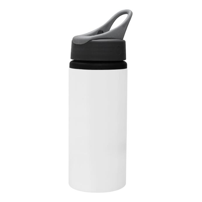 600ml Water Squeeze Sport Bottle For Sublimation - With Spout