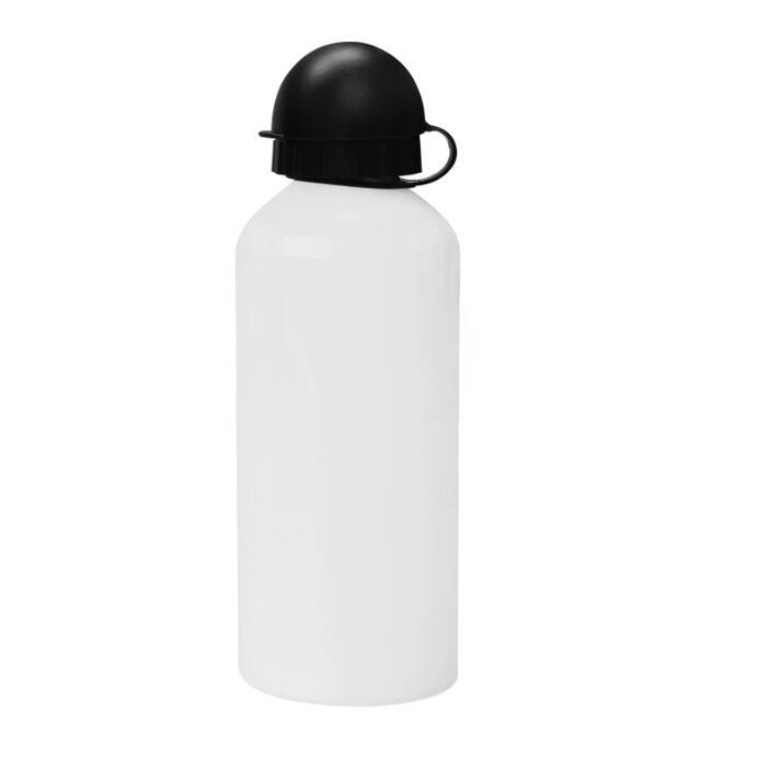 600ml Aluminium Water Squeeze Sport Bottle For Sublimation