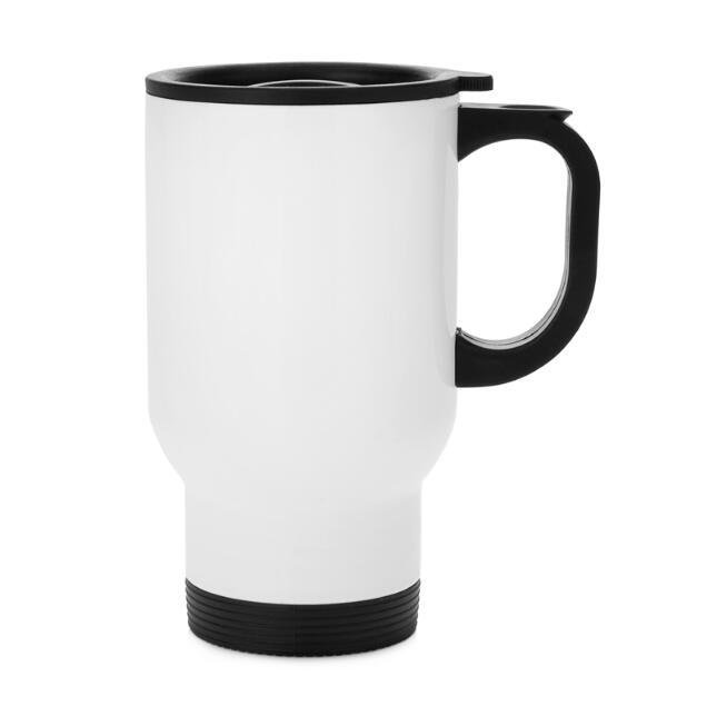 14oz  Stainless Steel Travel Mug For Sublimation