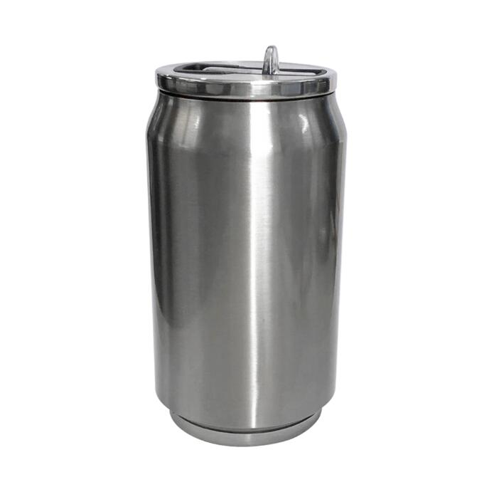 Coca-cola Style Silver Can With 350ml For Sublimation