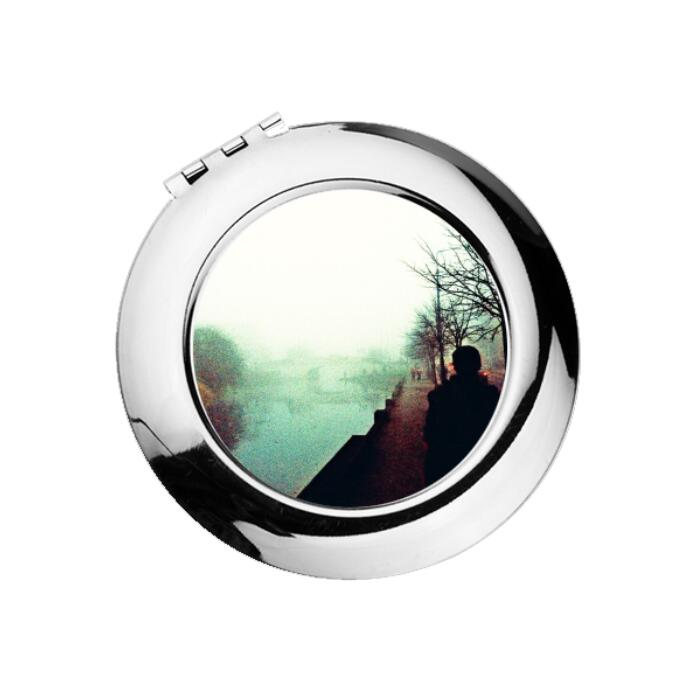 Circular-shaped Mirror For Sublimation