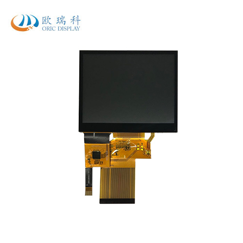 Factory Supply 3.5 Inch Color TFT LCD Module with CTP