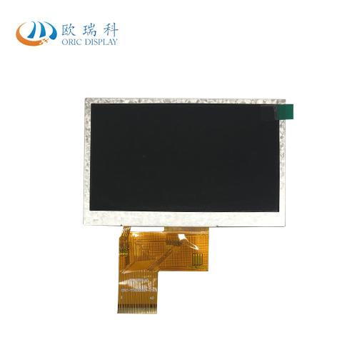 4.3 Inch Ips 480x272 TFT Screen Lcd module supports 1000nits