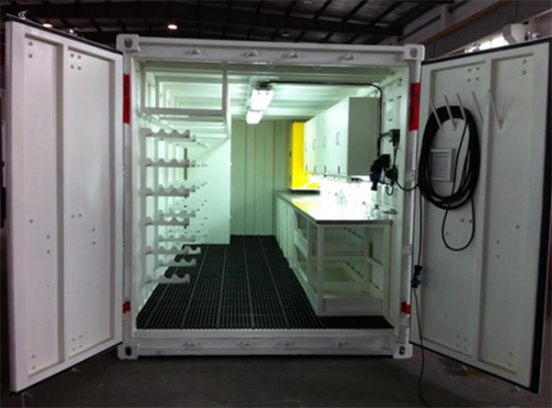 Explosion Proof Container House