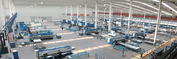 Sheet Metal Processing Workshop