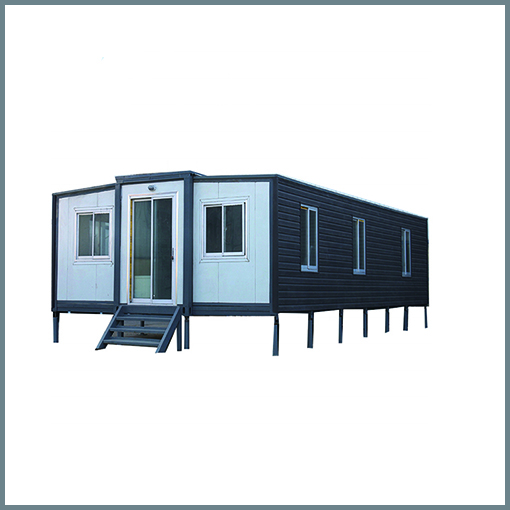 20ft 40ft shipping container conversion kit expandable container house
