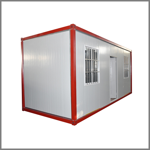 Prefabricated 20ft 40ft shipping container home flat pack container house China