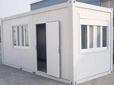 flat pack cabins