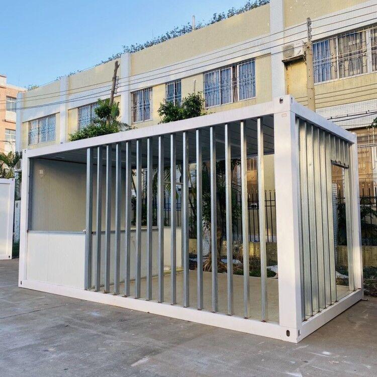 foldable coffee shop house